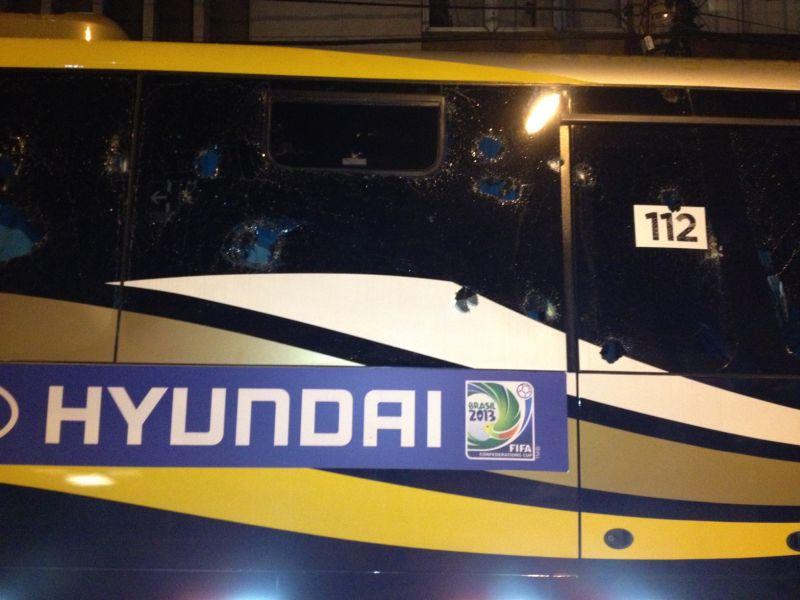 Fifa ameaça suspender a Taça das Confederações