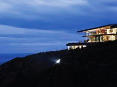 Uma casa de luxo na Cidade do Cabo