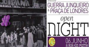 Open Night deixa lojas da Praça de Londres abertas até à meia-noite