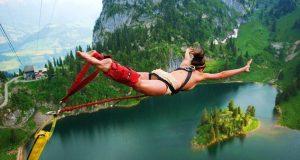 Desportos radicais, adrenalina e vício