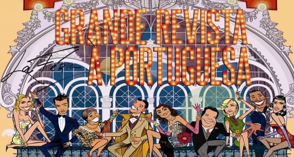 Grande Revista à Portuguesa é dos espetáculos mais aguardados