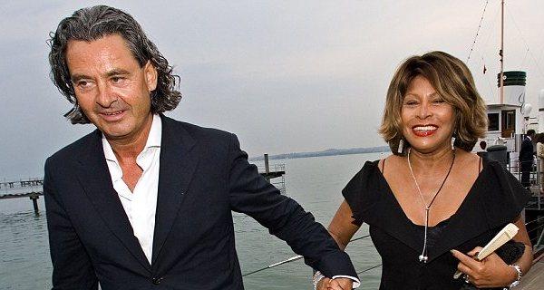 Tina Turner revela detalhes do casamento