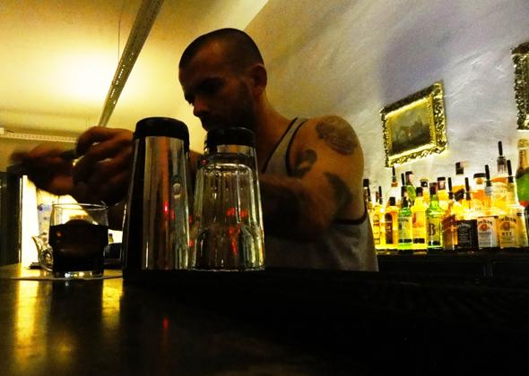 Conheça o Sodré, novo bar de mixologia avançada