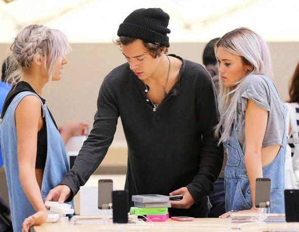 Harry Styles, dos One Direction tem uma paixão secreta