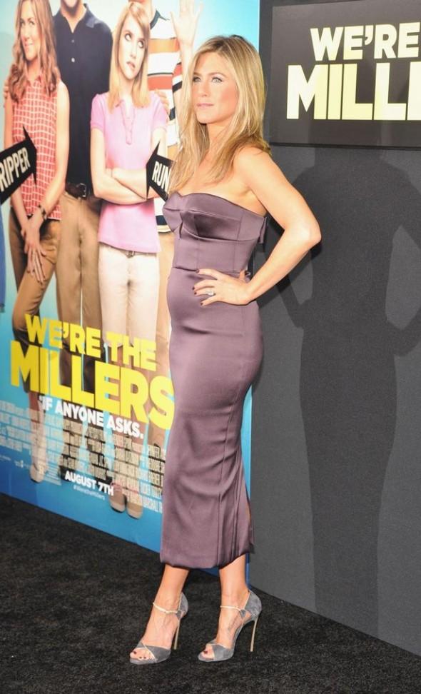 Jennifer Aniston afinal não está grávida