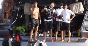 As férias bilionárias de Leonardo DiCaprio em Ibiza