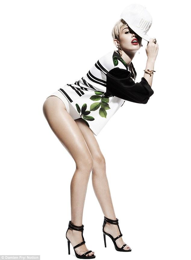Miley Cyrus acha-se mal interpretada