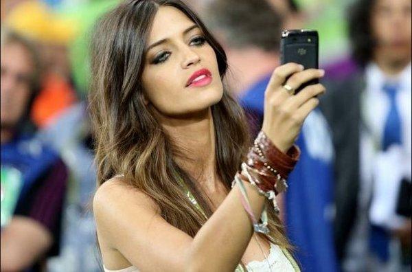 As mulheres mais explosivas do futebol espanhol