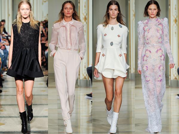 Semana da moda em Milão