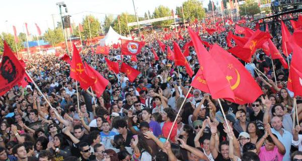 Festa do Avante em nome da cultura portuguesa