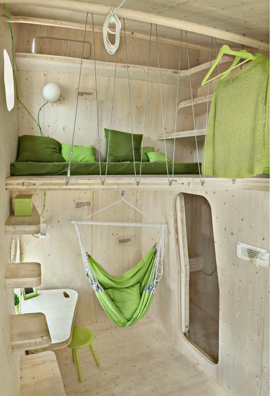 alojamento para estudantes com apenas 10 metros quadrados