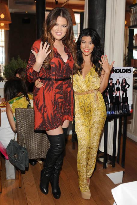 As mais novas da família Kardashian revelam quanto ganham