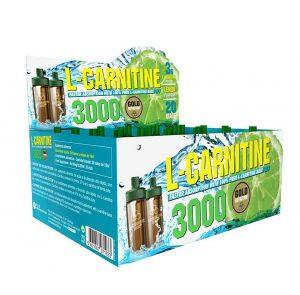 L-Carnitina - Queimar gordura com saúde e energia