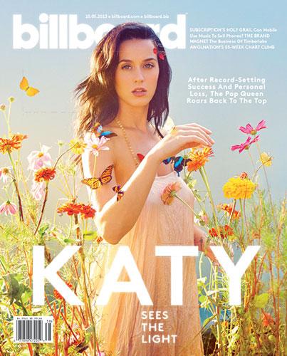 Katy Perry pensou suicidar-se por causa do divórcio