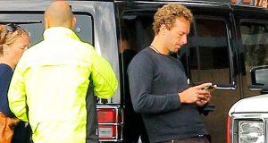 Gwyneth Paltrow e Chris Martin conduzem sem carta em LA