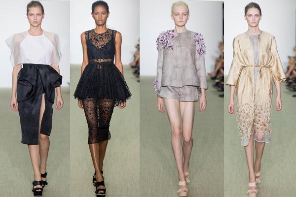 Semana da Moda em Paris