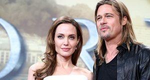 Brad Pitt oferece diamantes a Angelina Jolie em Hong Kong
