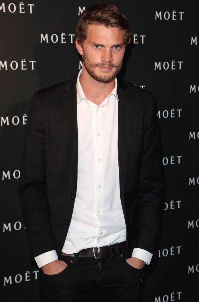 Conheça Jamie Dornan, o novo Christian Grey