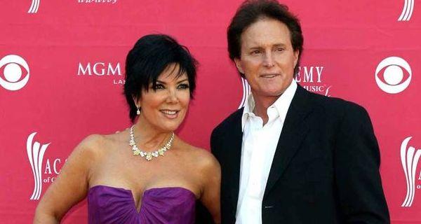 Kris e Bruce Jenner estão separados