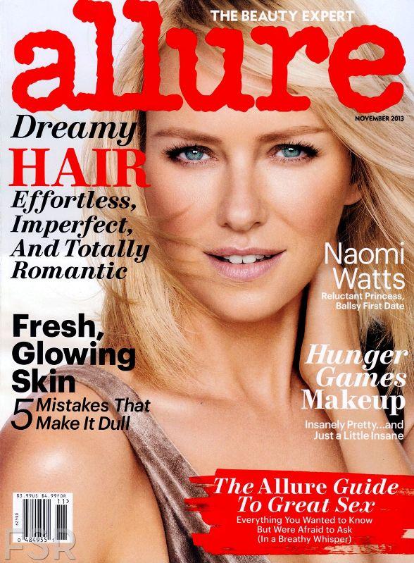 Naomi Watts conta como seduziu Liev Schreiber