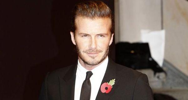 David Beckham quer Brad Pitt na sua pele