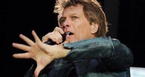 Bon Jovi quer comprar clube de futebol americano