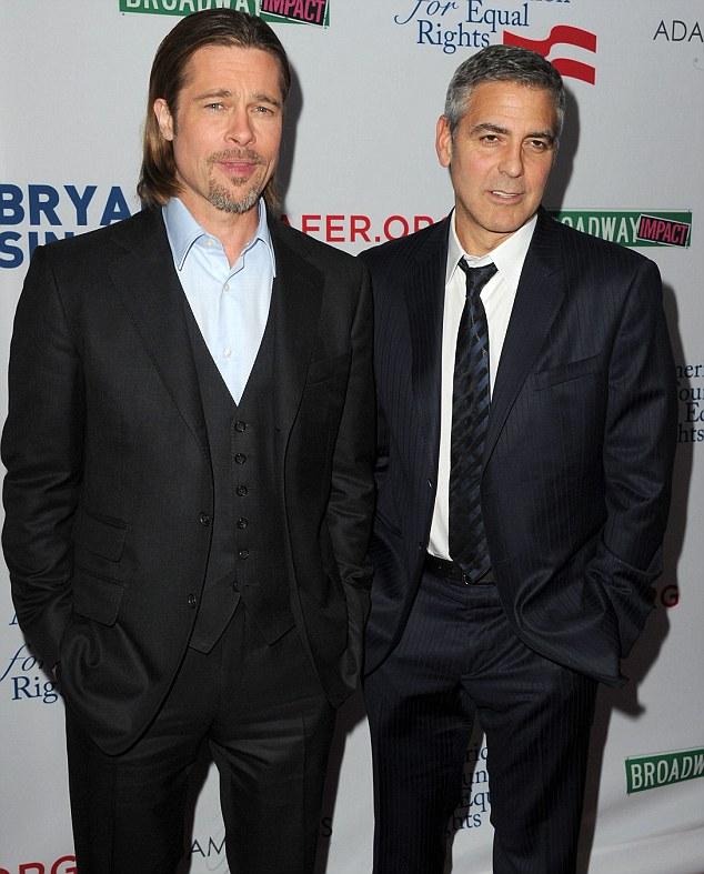 George Clooney critica outros atores consagrados