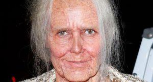 Heidi Klum envelhece para o Halloween