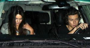 Harry Styles e Kendall Jenner jantam juntos