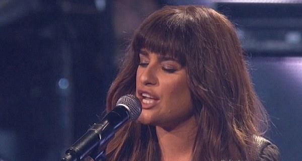 Lea Michele oferece-se para substituir Demi Lovato