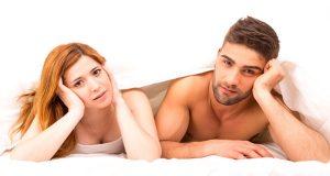 A sua relação é afectada pela ejaculação prematura?