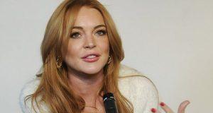 Lindsay Lohan é contratada para filme