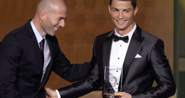 Discurso emocionado de Ronaldo causa confusão