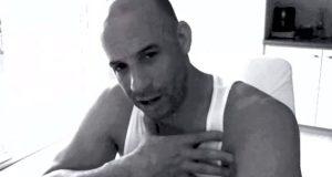 Vin Diesel partilha dança de celebração no Facebook