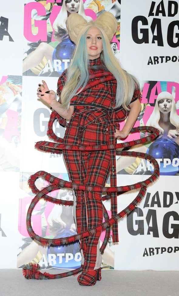 Lady Gaga venceu a depressão pelos fãs