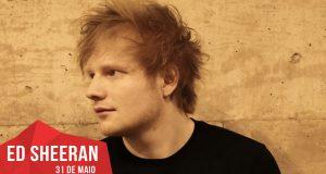 Ed Sheeran é confirmado para o Rock In Rio Lisboa