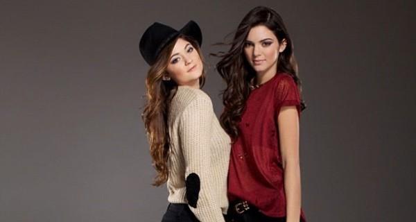 Kendall e Kylie Jenner lançam livro em junho
