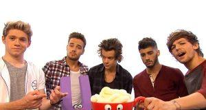 One Direction prontos para fazer concorrência ao Starbucks