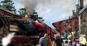 Comboio Hogwarts Express será realidade no parque Universal Orlando