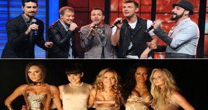 Spice Girls e Backstreet Boys podem fazer digressão juntos