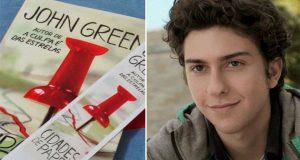 """Livro """"Cidades de Papel"""", de John Green, vai virar filme"""