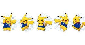 Pokémon é a nova mascote da seleção japonesa