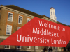 Londres chama: Estudar na Middlesex University