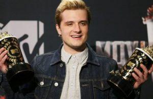 Hunger Games arrasam nos MTV Movie Awards