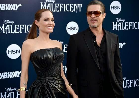 Brad Pitt atacado em antestreia