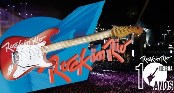 O que não dispensam as estrelas do Rock in Rio Lisboa