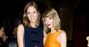 Taylor Swift a pão e água em jantar de estrelas