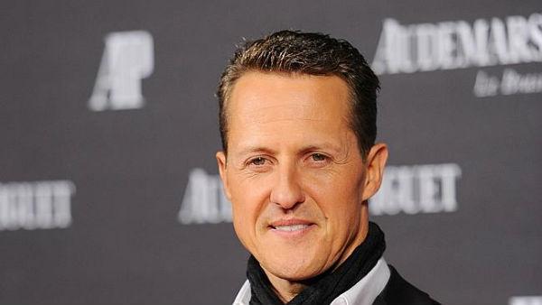 Documentos médicos de Schumacher roubados
