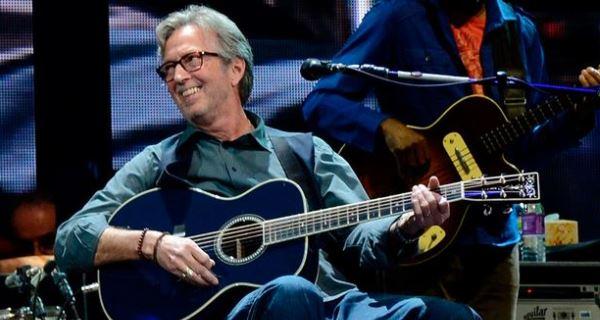 Eric Clapton retira-se dos palcos