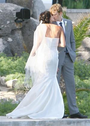 Daniela Ruah é senhora casada
